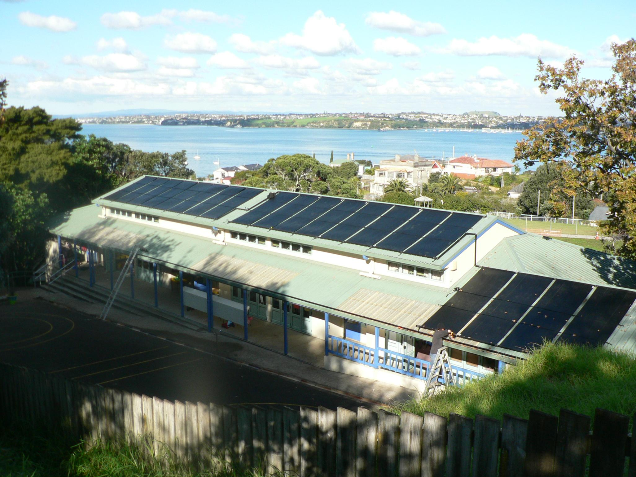 SUNZ Devonport primary school
